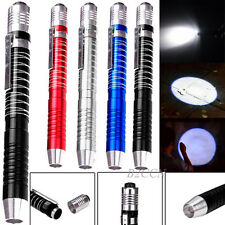 CREE LED XPE-R3 LED 1000 Lumen Lamp Clip Mini Penlight Flashlight Pen Torch AAA