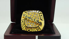 1994 New York Rangers Hockey Stanley Cup Championship ring 8-14S copper Solid