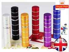 Refillable Travel Portable Perfume Atomiser Atomizer Aftershave Spray Bottle
