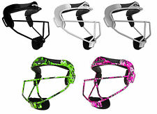 CHAMPRO The Grill Youth or Adult Softball Fielders Safety Facemask CM01 Girls