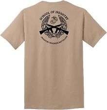 USMC United States Marine Corps - School of Infantry Camp San Onofre, CA T-Shirt