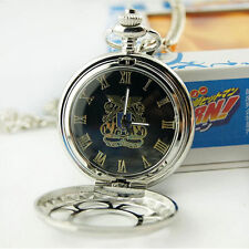 HOT Anime Katekyo Hitman Reborn Pocket Watch Cosplay Costume Props Accessory