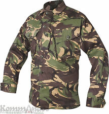 SOLDIER 95 MILITARY ARMY CADET SHIRT FISHING HUNTING DPM WOODLAND CAMO MIL-COM