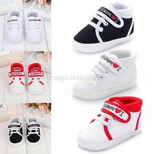 Multi-Color Canvas Toddler Kid Baby Crib Shoes Soft Sole Infant Baby Sneakers