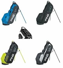 PING HOOFER 14 STAND GOLF BAG - NEW 2016 - 14 WAY TOP W/ 12 POCKETS
