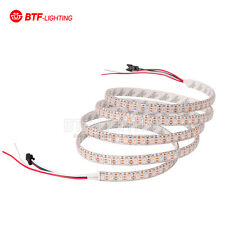 WS2812B Led strip light 96leds/m 2m ip65 SMD 5050 waterproof in silicon DC5V