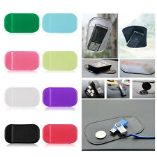 Car Dashboard Mobile phone GPS Sticky Pad Magic anti/Non slip mat