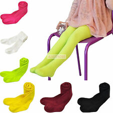 New High Quality Girl Candy Color Pantyhose Stocking Opaque Socks Tights YHC0002