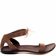 Cydwoq Cliff Dweller Exercise Women's Flat Leather Sandals
