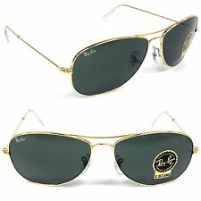 NEW METAL UNISEX RAY BAN RB3362 CRTSTAL POLARIZED GRADIENT 100%UV MADE IN ITALY