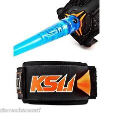 Komunity Project KS1.1 Ultimate Surfboard Leash 7ft NEW 7mm Cord Reef ONE