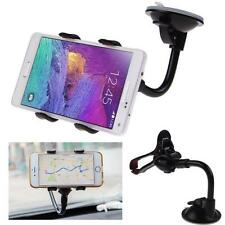 2016 New For GPS Mobile Phone Car Windscreen Suction Mount Holder Cradle Stand