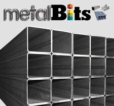 Box Section Mild Steel (various sizes and lengths)