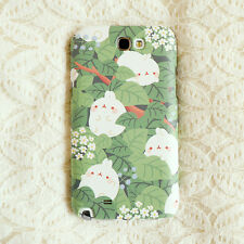 Cute Molang Phone Hard Back Skin Case Cover for Smart Phone -  grass thicket