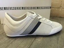 Dirk Bikkembergs Mens Shoes Sneakers Trainers Leather BKE107835 - New In Box