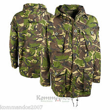 GENUINE BRITISH ARMY DPM CAMOUFLAGE WINDPROOF COMBAT HUNTING SMOCK JACKET COAT