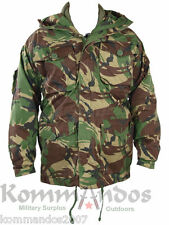 BRITISH ARMY SAS WINDPROOF COMBAT HUNTING FISHING DPM CAMOUFLAGE SMOCK JACKET