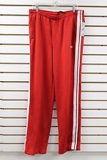 Women's Asics Warm-Up Hurdle Track Pant Red/White Brand New With Tags YB86023