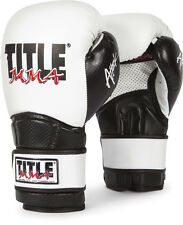 Title MMA Attack Training Gloves Boxing Kickboxing Muay Thai Sparring Bag Gloves