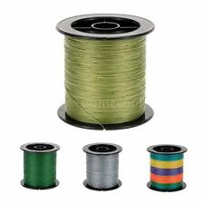 300M Fishing Line 20LB to 60LB Strong Multifilament Polyethylene Braided M9A8