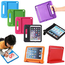 For iPad Series Kids ShockProof  Carry Case Safe Foam EVA Handle Stand Cover