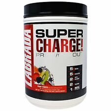 LABRADA SUPER CHARGE (25 SERVINGS / 675g) pre-workout