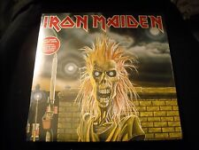 Iron Maiden SELF TITLED Debut Album 180g Vinyl LP Release Date 2014