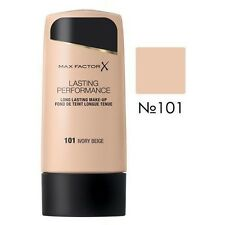 Max Factor Lasting Performance Foundation Foundation 100 101 102 106