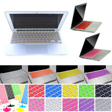 "For Macbook Air Pro Reti 13"" 15"" Laptop Silicone Keyboard Protector Cover Skin"