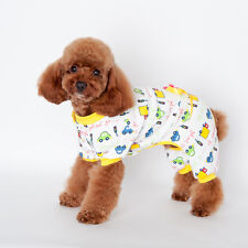 Soft Warm Winter Jumper Small Dog Coat Puppy Jacket Medium Pajamas pet clothes r