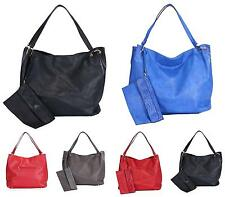 LADIES LARGE HANDBAG DESIGNER STYLE SMALL POUCH FASHION SHOULDER BAG