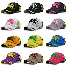 Hat Men Women Girls Outdoor Sports Baseball Golf Tennis Hiking Ball Cap Hat New