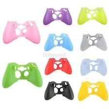 Soft Silicone Rubber Protective Skin Case Cover for XBOX 360 Wireless Controller