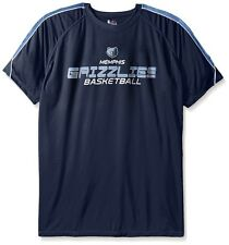Memphis Grizzlies Majestic Mens Buzzer Beater Synthetic Shirt Big & Tall Sizes