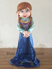 Hot Selling Anna Princess Mascot Costume Sofia Costumes Advertising Fancy Dress