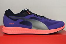 Men's Puma Ignite Deep Blue/Navy/Peach EverTrack 18804101 Brand New In Box