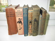 Vintage children's books some first editions/undated illustrated job lot