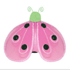 Green Pink Ladybug Decorations Hanging Wall Kids Room Ceiling Decor Baby Nursery