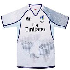 Rugby Seven World Rugby Referee Jersey White