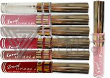 Laval Lipshiner Lip Gloss Colours and Shines Make Up Travel 8ml