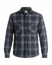 NEW QUIKSILVER™  Mens Iron Layer Flannel Shirt Tops MORE COLOURS AVAIL