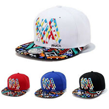 New Men Snapback Baseball Cap Adjustable Hip-Hop Flat Outdoor Sport Summer Hat