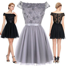 Short Cocktail Dress Soft Tulle Mini Homecoming Dress Evening Prom Party Gown