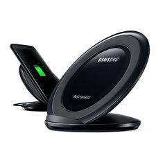 Samsung Fast Qi Wireless Charger Pad With Stand for Samsung Galaxy S7 S7 Edge
