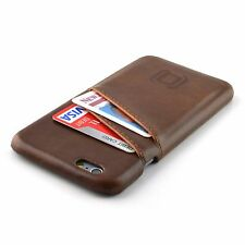 iPhone 6 6S 6 Plus & 6S Plus Card Case by Dockem- Synthetic Leather Wallet Case