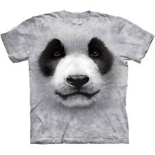 BIG FACE PANDA T-Shirt The Mountain Giant Bear Head Zoo Animal S-3XL NEW