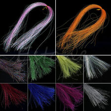 1x Bag Crystal Flash Fly Tying Material Krystal Fishing Lure Tying Making New