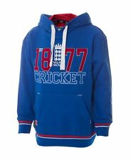 England Cricket Kids Classic 1877 Hoodie - Blue - Official ECB Product