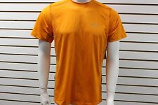 Men's Marmot Stride Flash Orange/Gargoyle Short Sleeve Shirt 60250 New With Tag