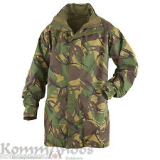 BRITISH ARMY GORETEX JACKET WATERPROOF BREATHABLE FISHING CADET DMP CAMO COAT